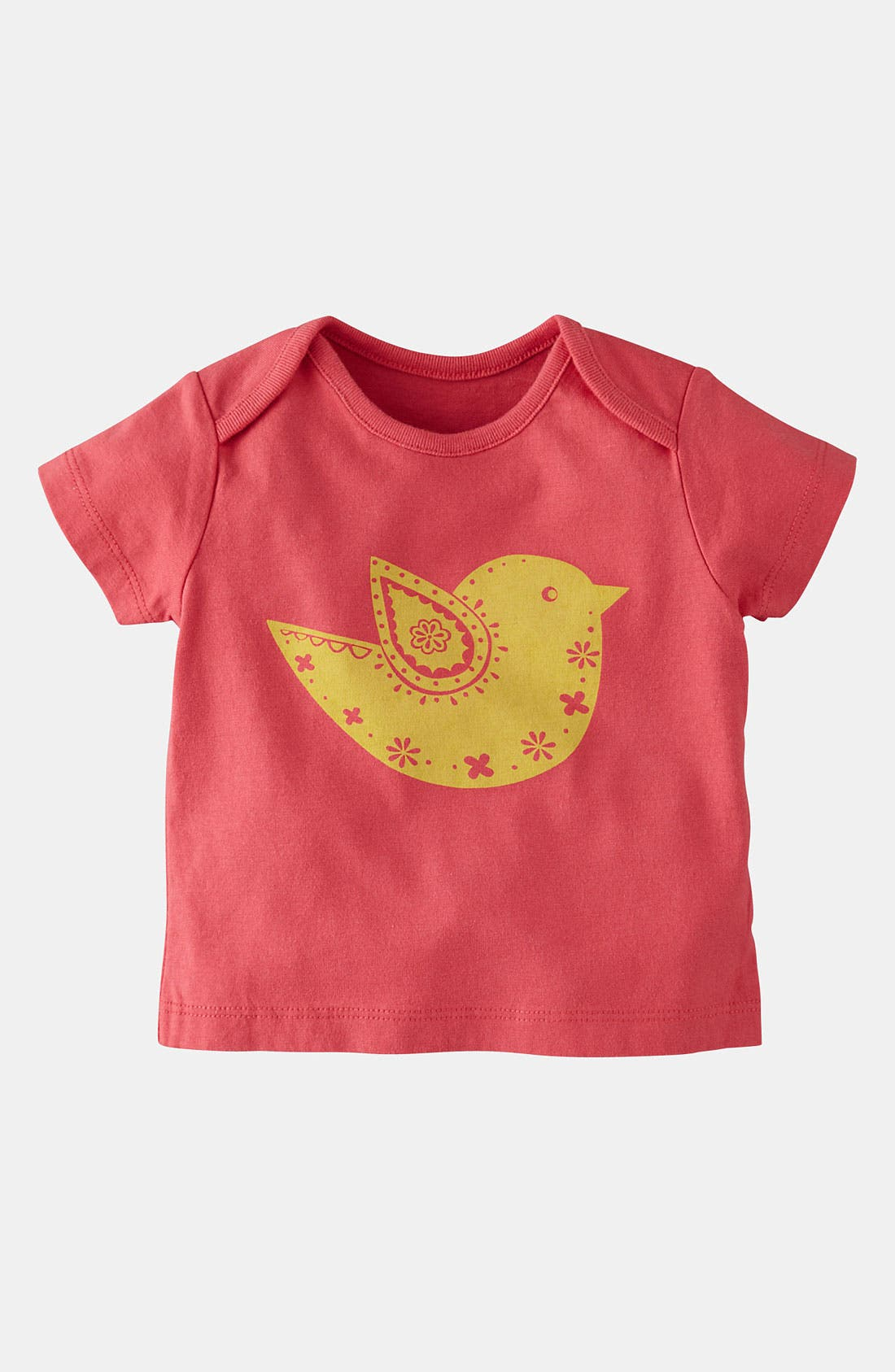 Alternate Image 1 Selected - Mini Boden 'Pretty Animal' Tee (Baby)
