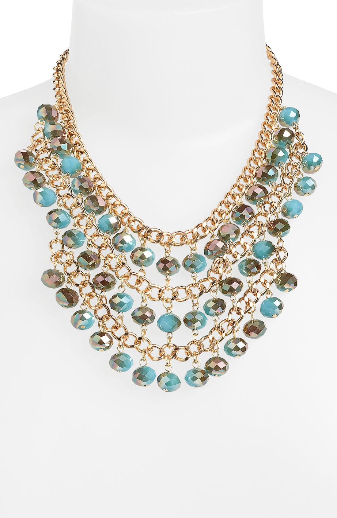 Main Image - Cara Bib Necklace