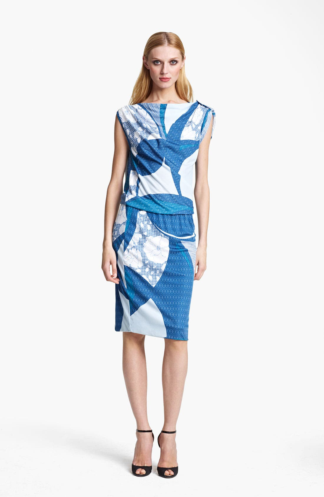 Alternate Image 1 Selected - Emilio Pucci Elisse Print Jersey Dress