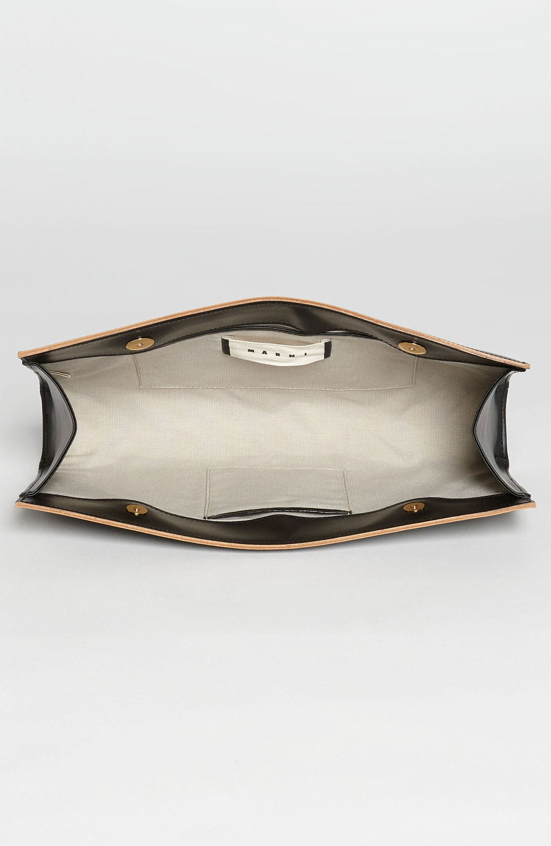 Alternate Image 3  - Marni Polka Dot Leather Clutch