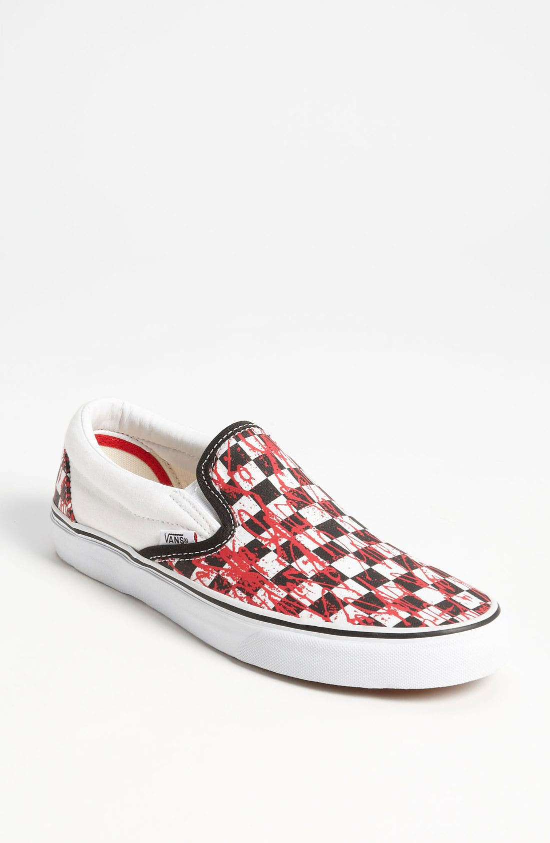 Alternate Image 1 Selected - Vans 'Love Me' Sneaker (Women)