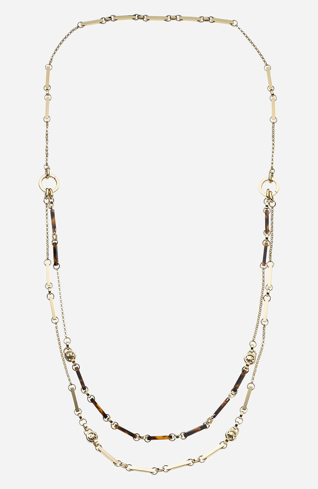 Alternate Image 1 Selected - Michael Kors 'Jet Set' Convertible Necklace