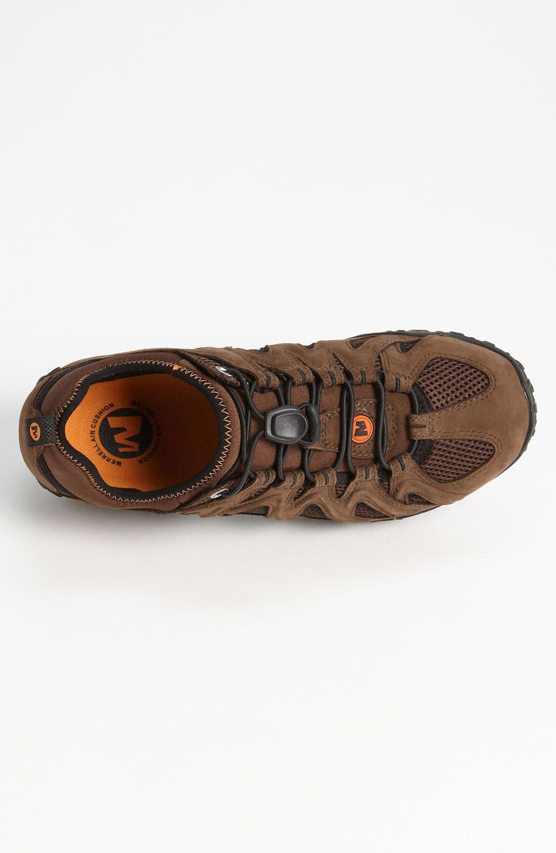 Alternate Image 3  - Merrell 'Chameleon 4 Stretch' Waterproof Hiking Shoe (Men)
