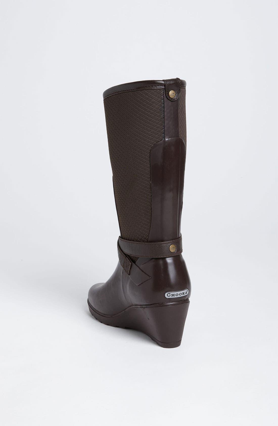 Alternate Image 2  - Chooka 'Seville' Rain Boot (Women)