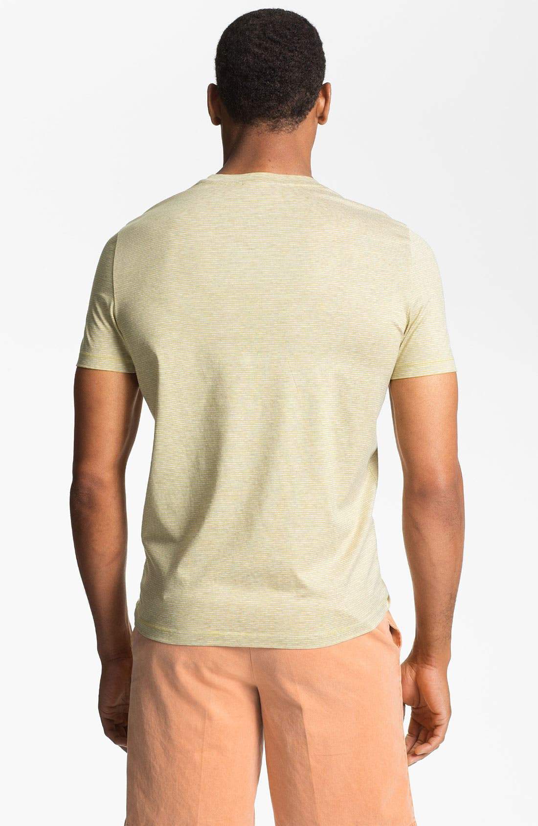 Alternate Image 2  - HUGO Crewneck T-Shirt