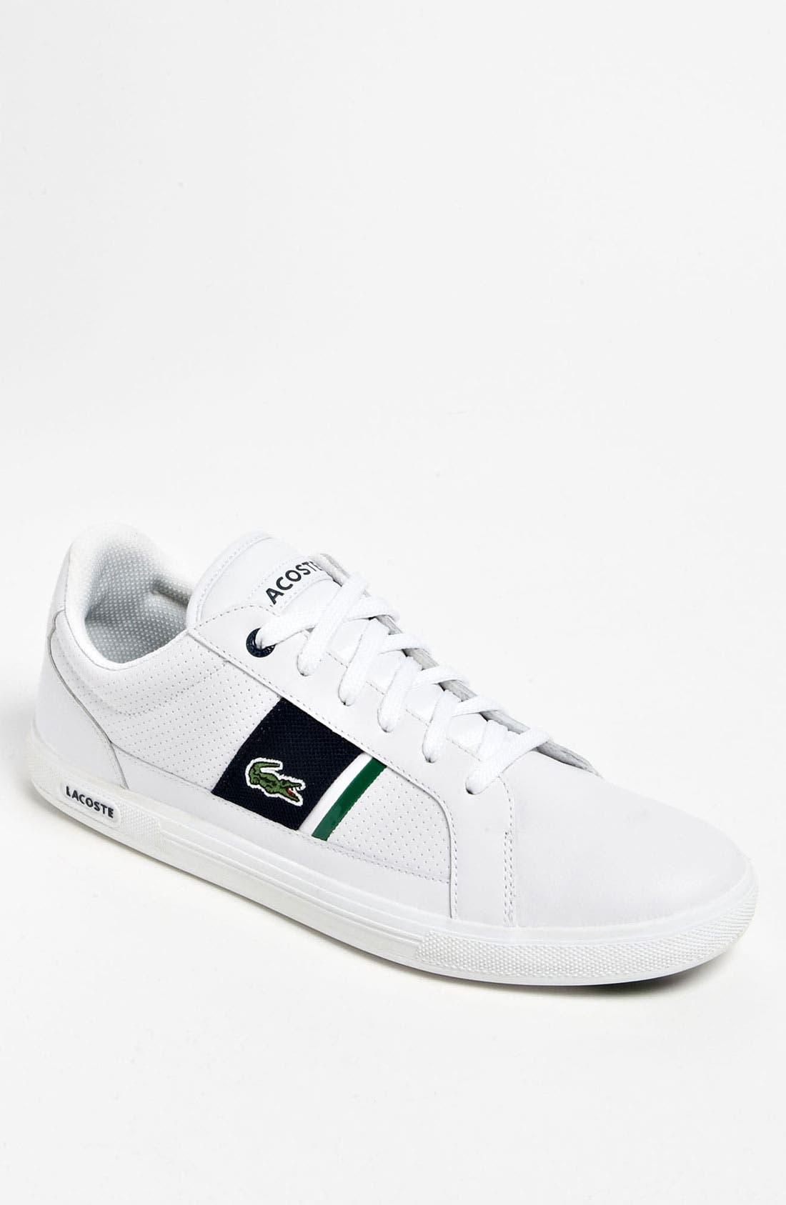Main Image - Lacoste 'Europa CRE' Sneaker