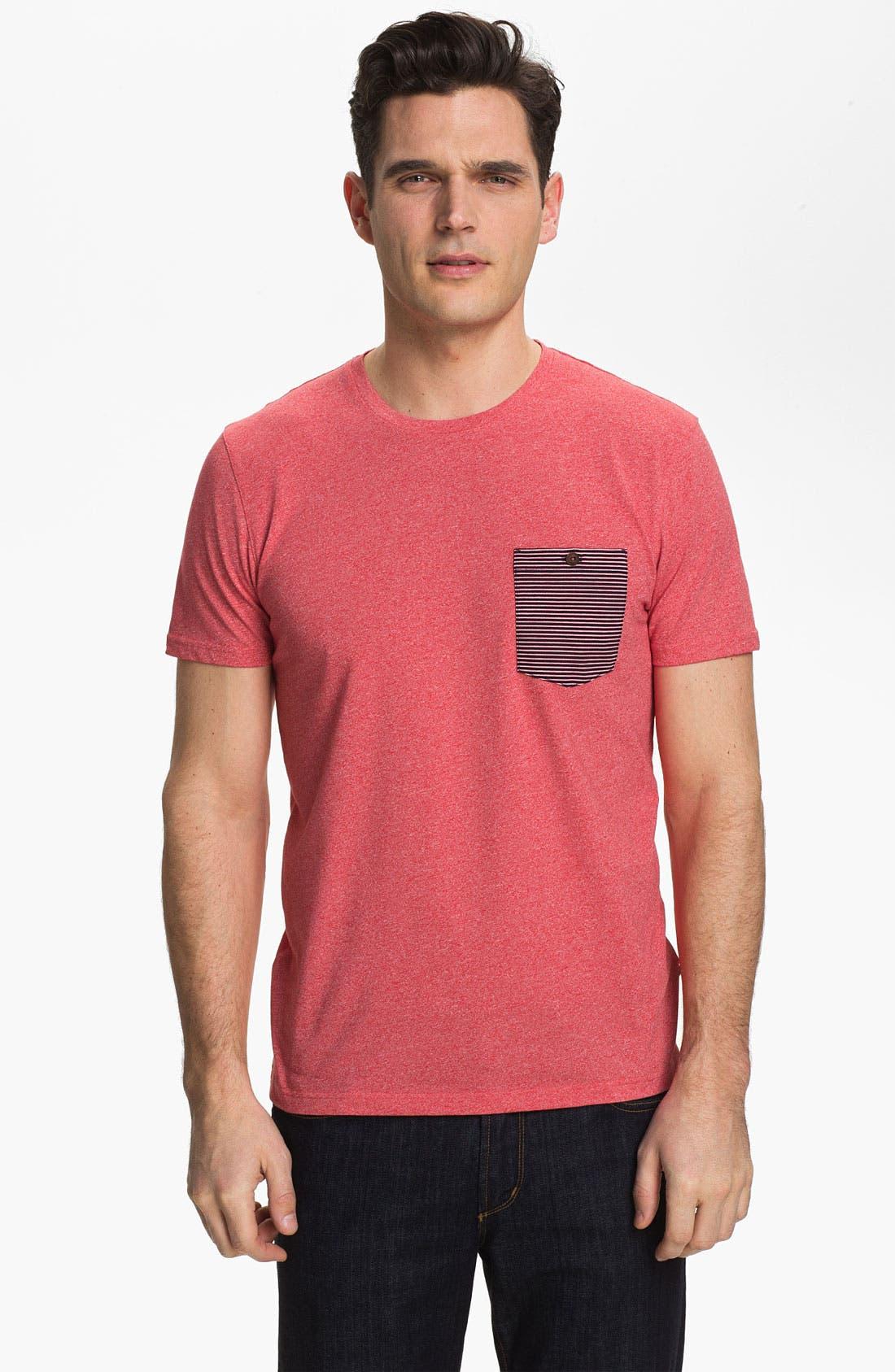Alternate Image 1 Selected - Ted Baker London 'Driftin' T-Shirt