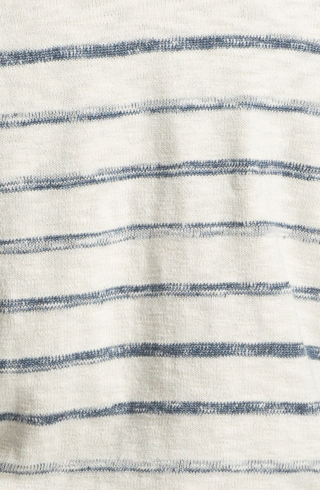 Alternate Image 3  - Hickey Freeman Shawl Collar Sweater