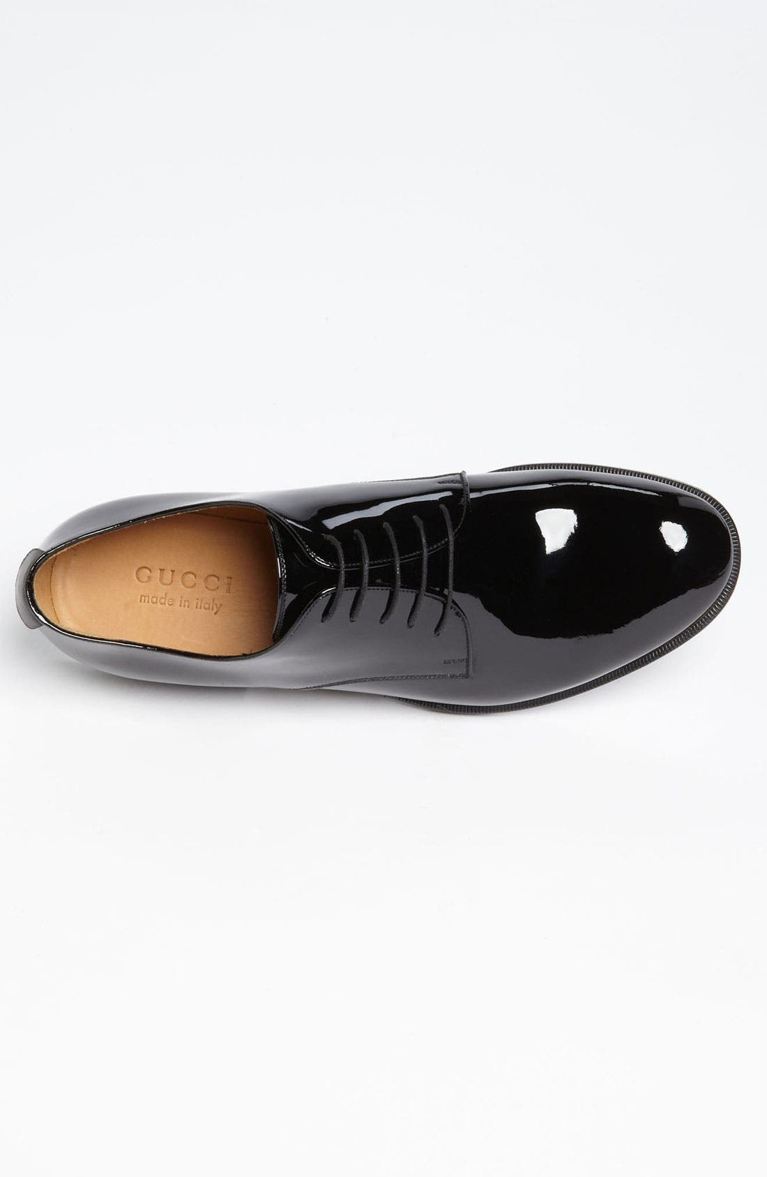 Alternate Image 3  - Gucci 'Clerck' Patent Derby