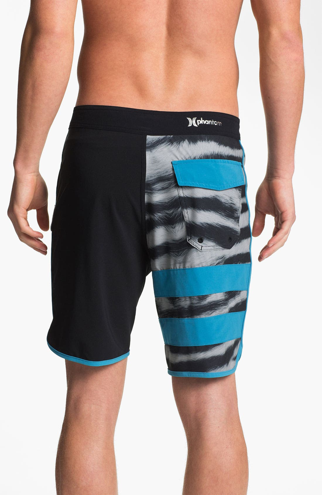 Alternate Image 2  - Hurley 'Phantom 60' Recycled Board Shorts