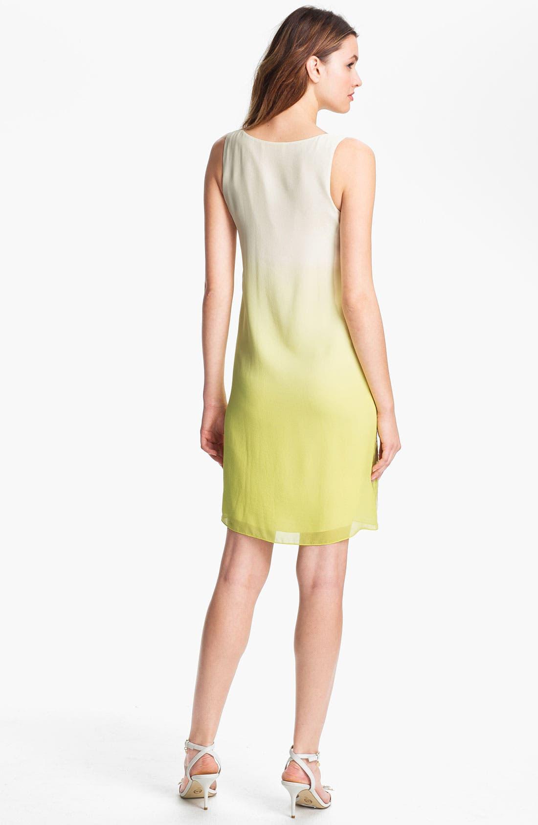 Alternate Image 2  - ERIN erin fetherston Sequin Silk Tank Dress