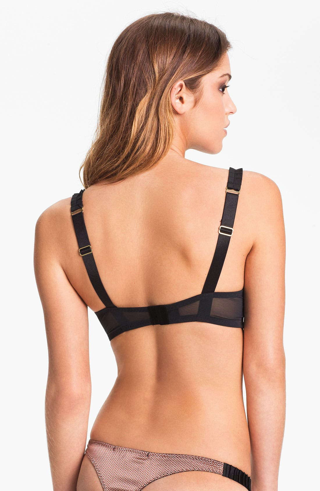 Alternate Image 2  - Stella McCartney 'Jodie Rocking' Underwire Balconette Bra