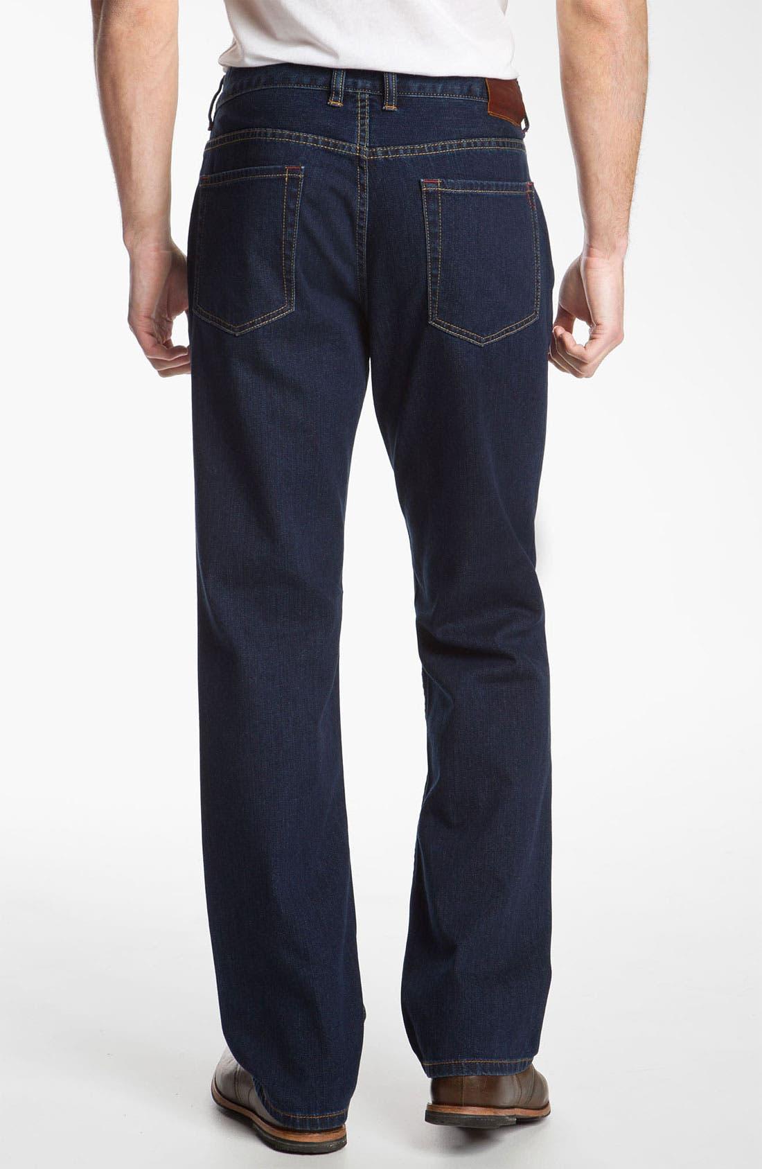 Alternate Image 2  - Tommy Bahama Denim 'Original Cooper' Jeans (New Rinse)