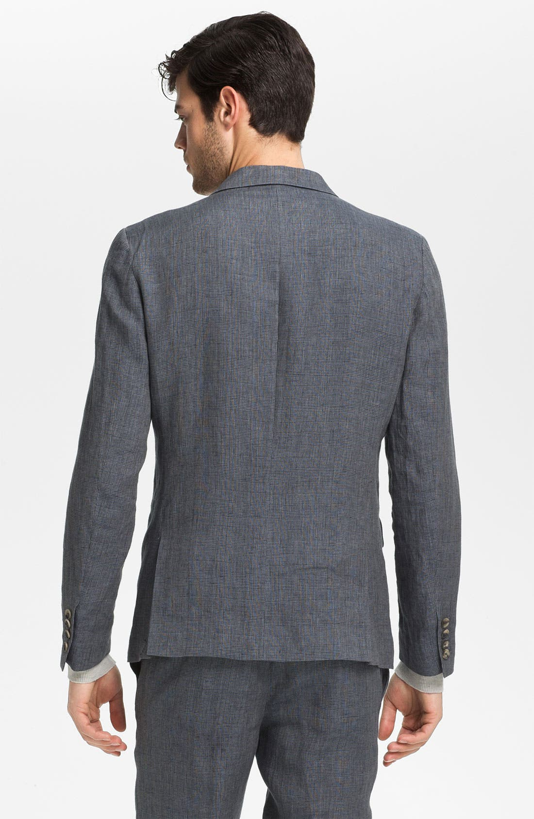 Alternate Image 2  - Vince Linen Sportcoat