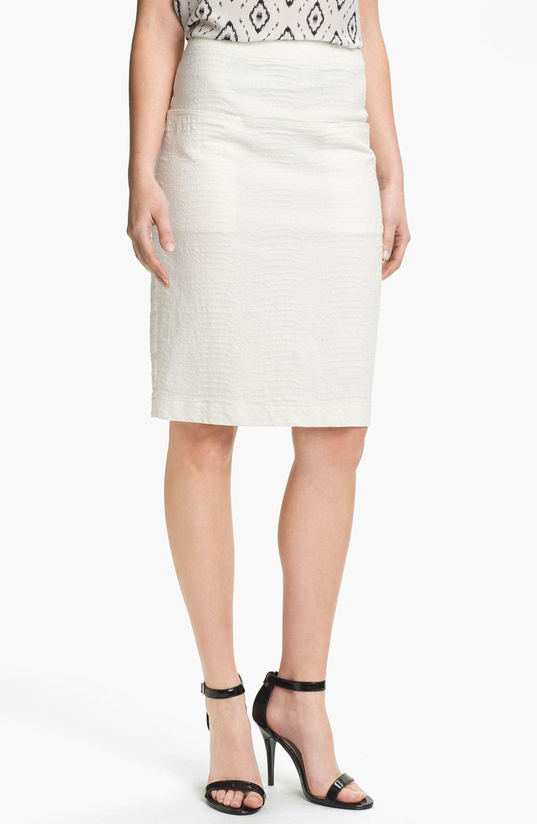 Alternate Image 1 Selected - Theory 'Clea' Pencil Skirt