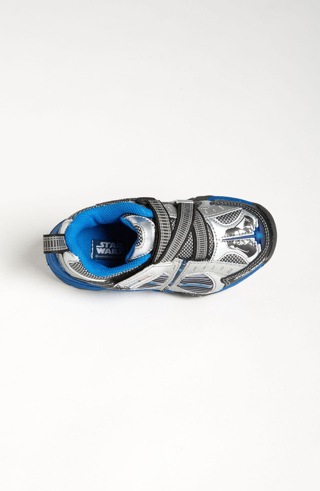 Alternate Image 3  - Stride Rite 'Star Wars™ - Jedi to Sith Shadow Lights' Sneaker (Toddler & Little Kid)