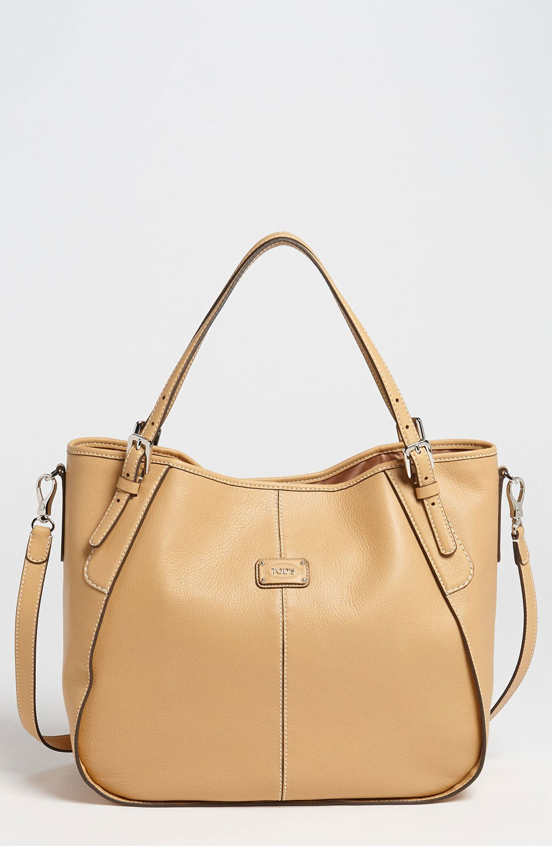 Main Image - Tod's 'New G - Medium' Leather Shoulder Bag
