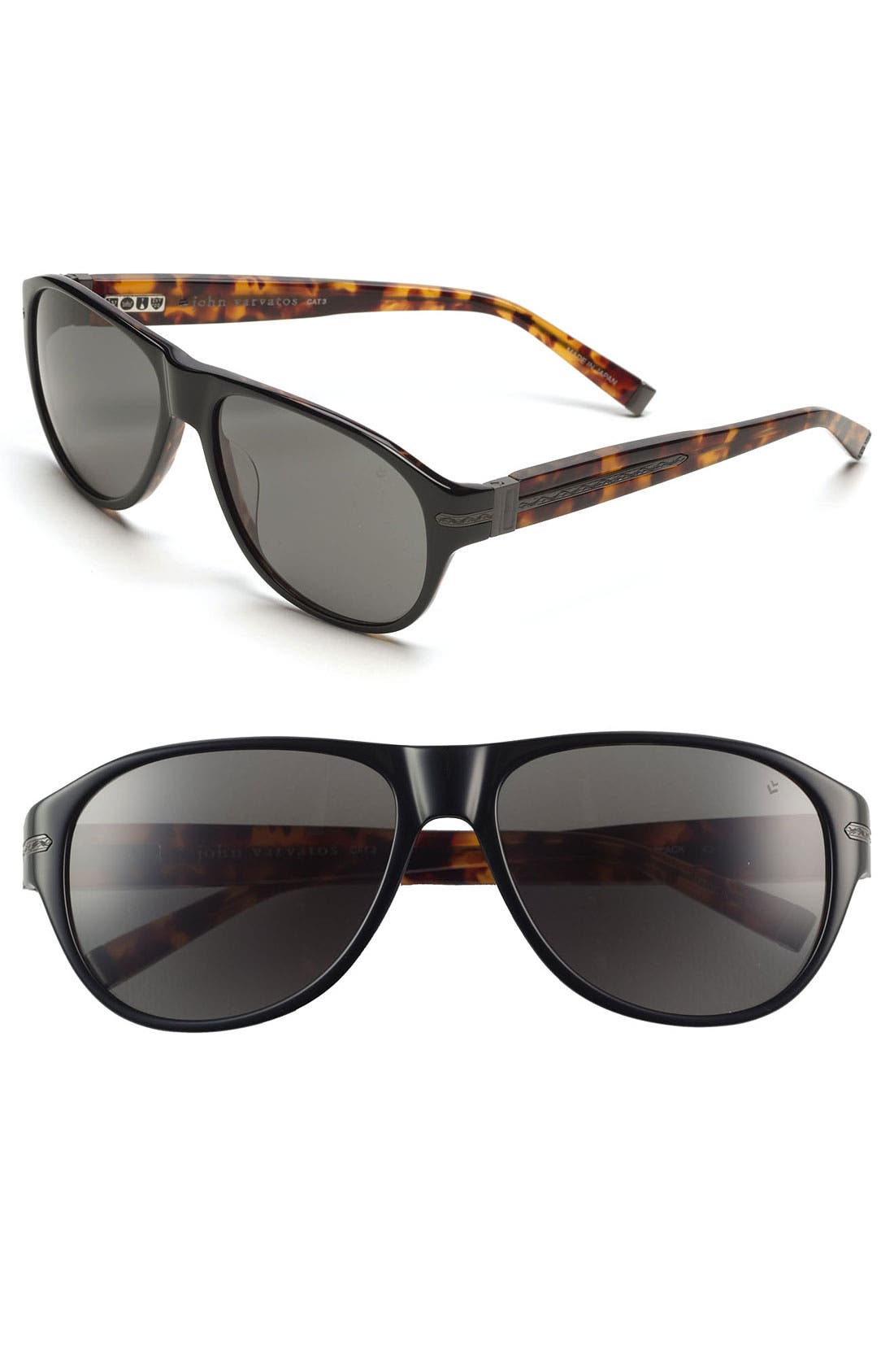 Main Image - John Varvatos Collection 59mm Sunglasses