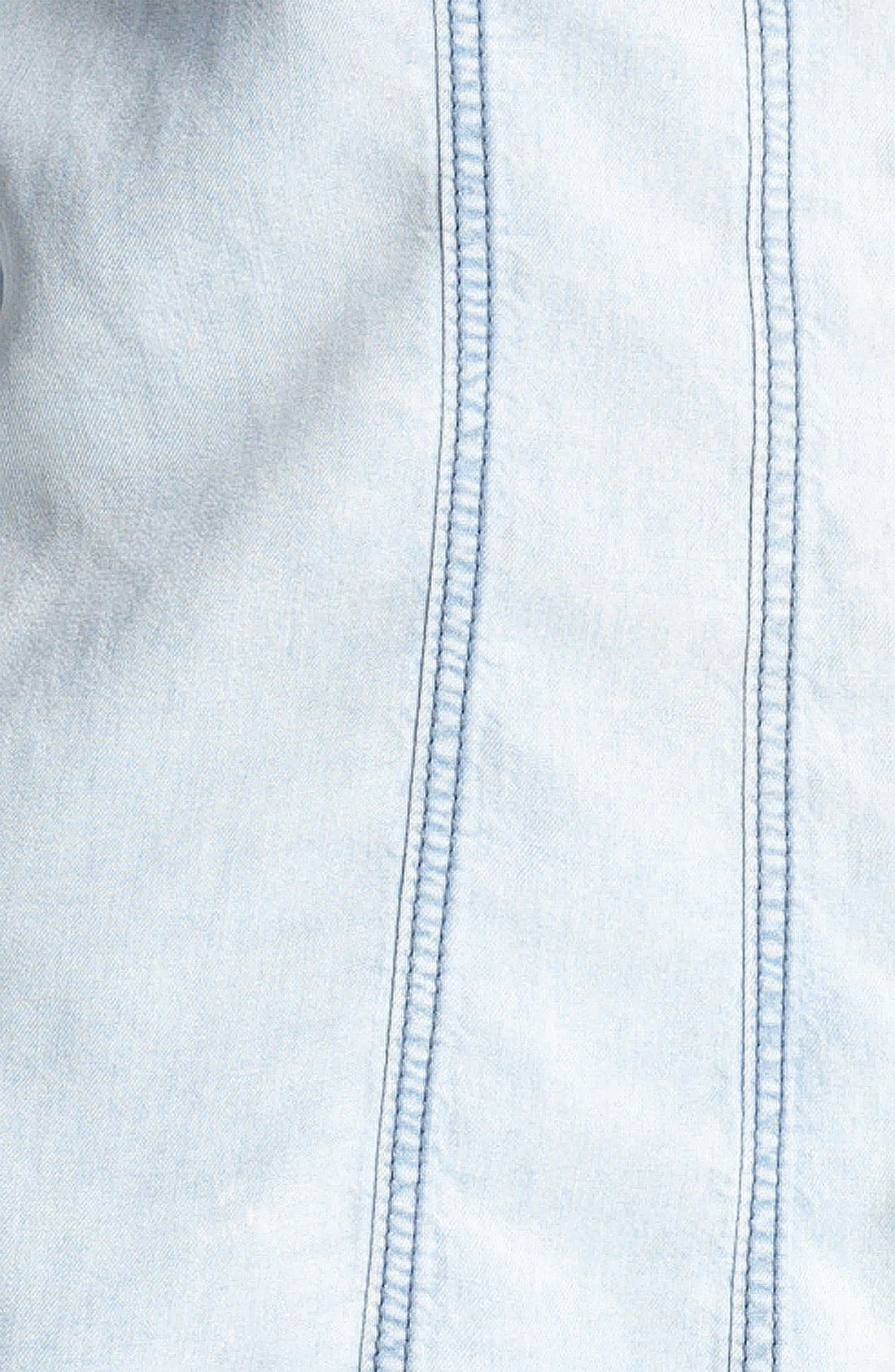 Alternate Image 3  - Burberry Brit Denim Shirt