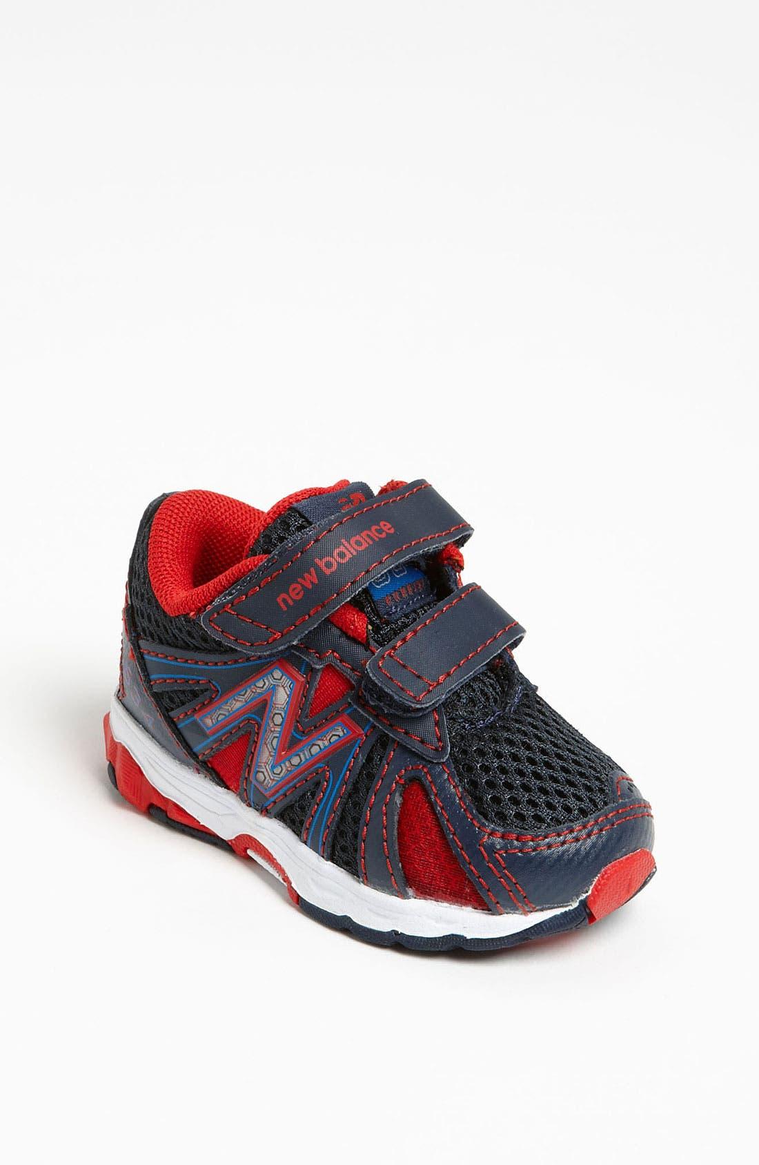 Alternate Image 1 Selected - New Balance '634' Running Shoe (Baby, Walker, & Toddler)
