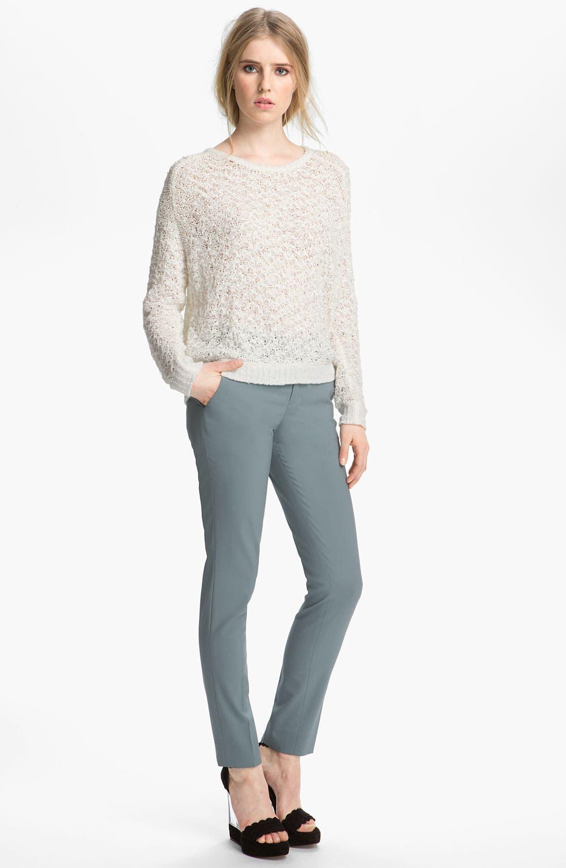 Main Image - Theyskens' Theory 'Konzo Yulle' Sweater
