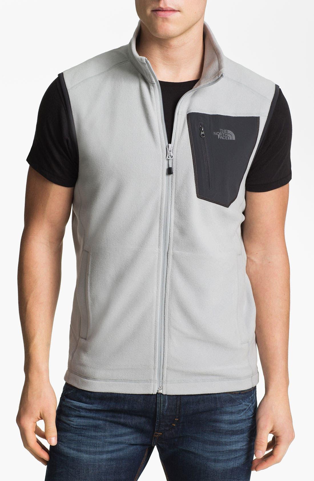 Alternate Image 1 Selected - The North Face 'TKA 100 Trinity Alps' Fleece Vest