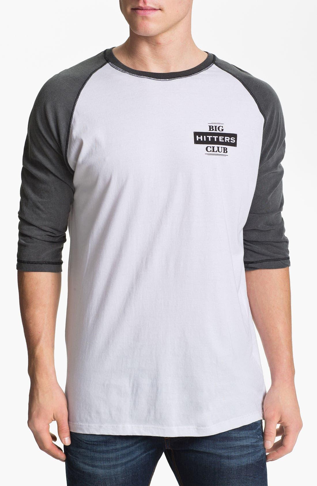 Main Image - Vanguard 'Big Hitters Club' Graphic Baseball T-Shirt