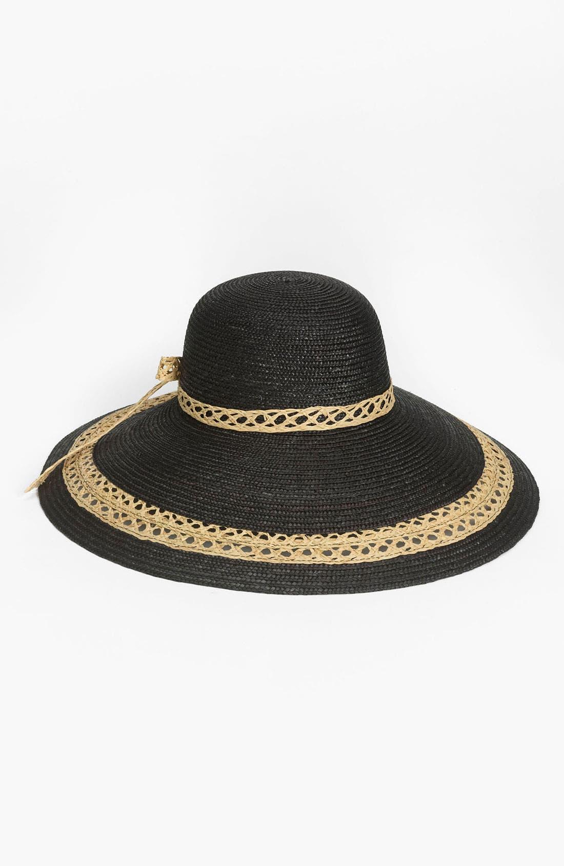 Alternate Image 1 Selected - Nordstrom Wide Brim Sun Hat