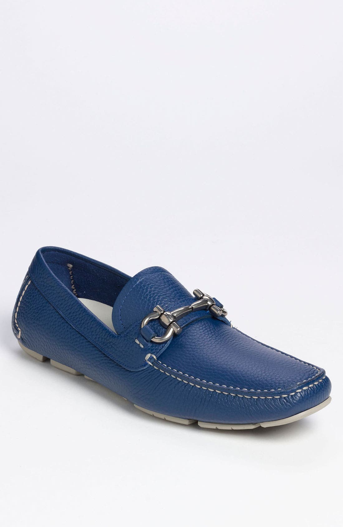 Main Image - Salvatore Ferragamo 'Parigi' Driving Shoe