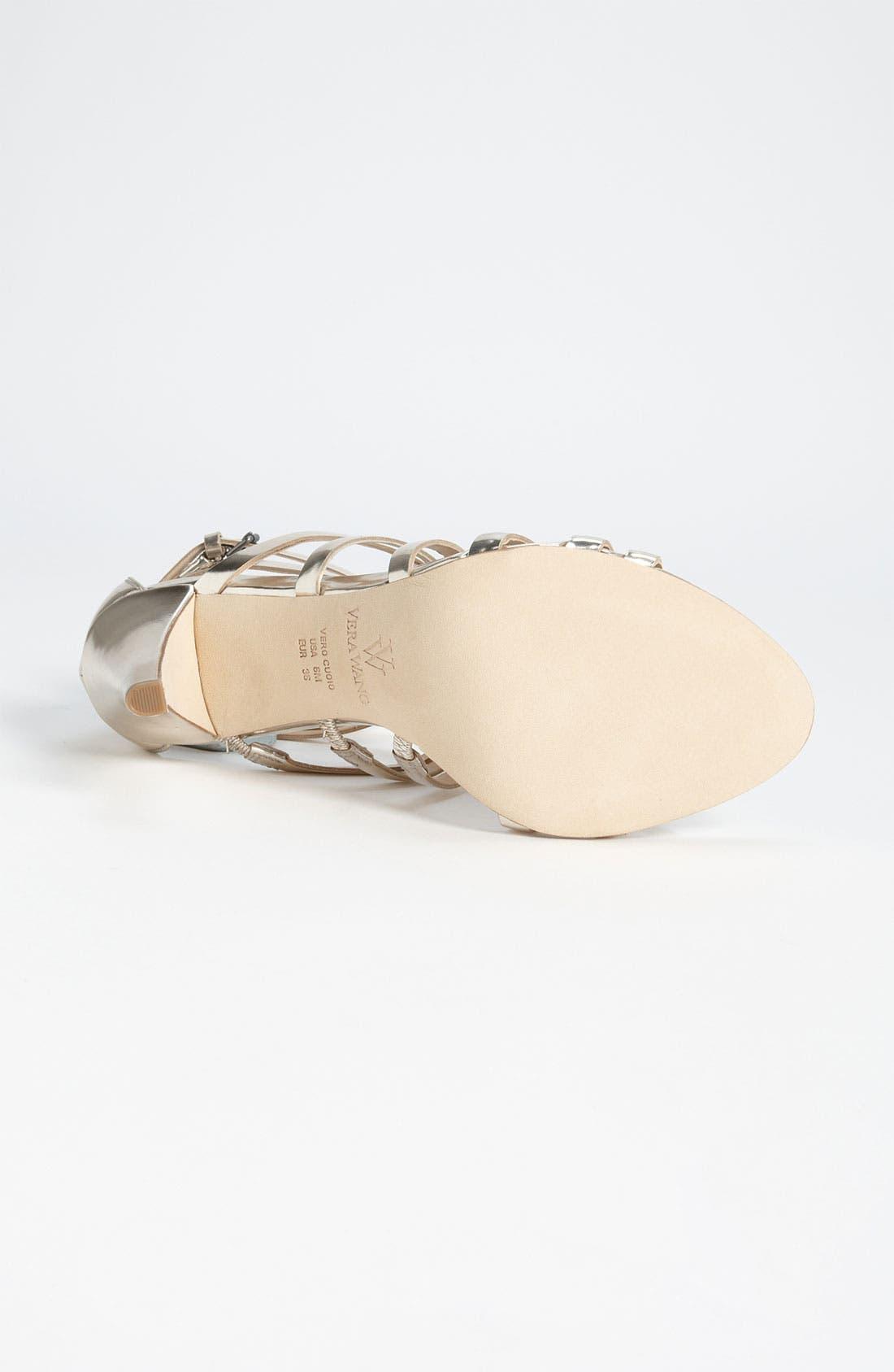 Alternate Image 3  - Vera Wang Footwear 'Haru' Sandal (Online Only)