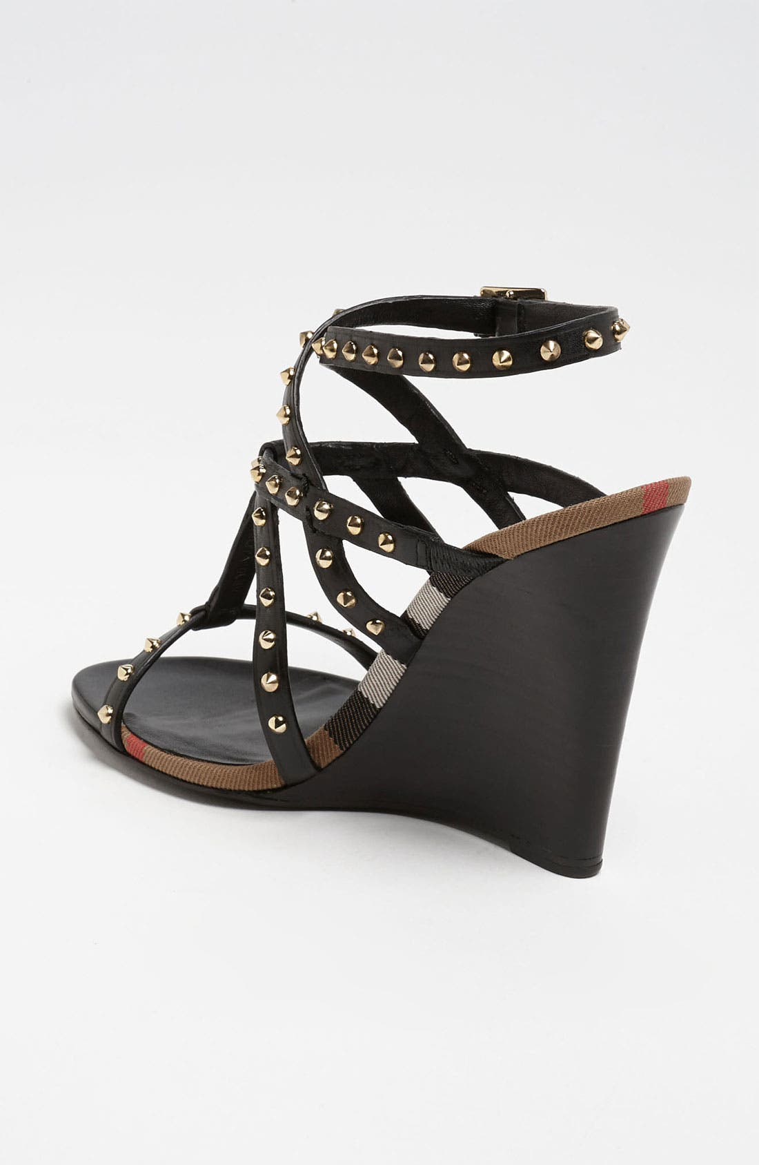 Alternate Image 2  - Burberry 'Towney' Wedge Sandal
