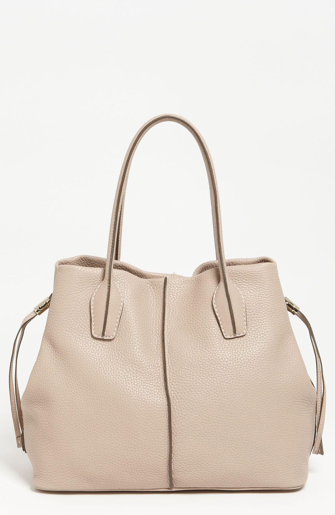 Main Image - Tod's 'D-Styling' Leather Shopper