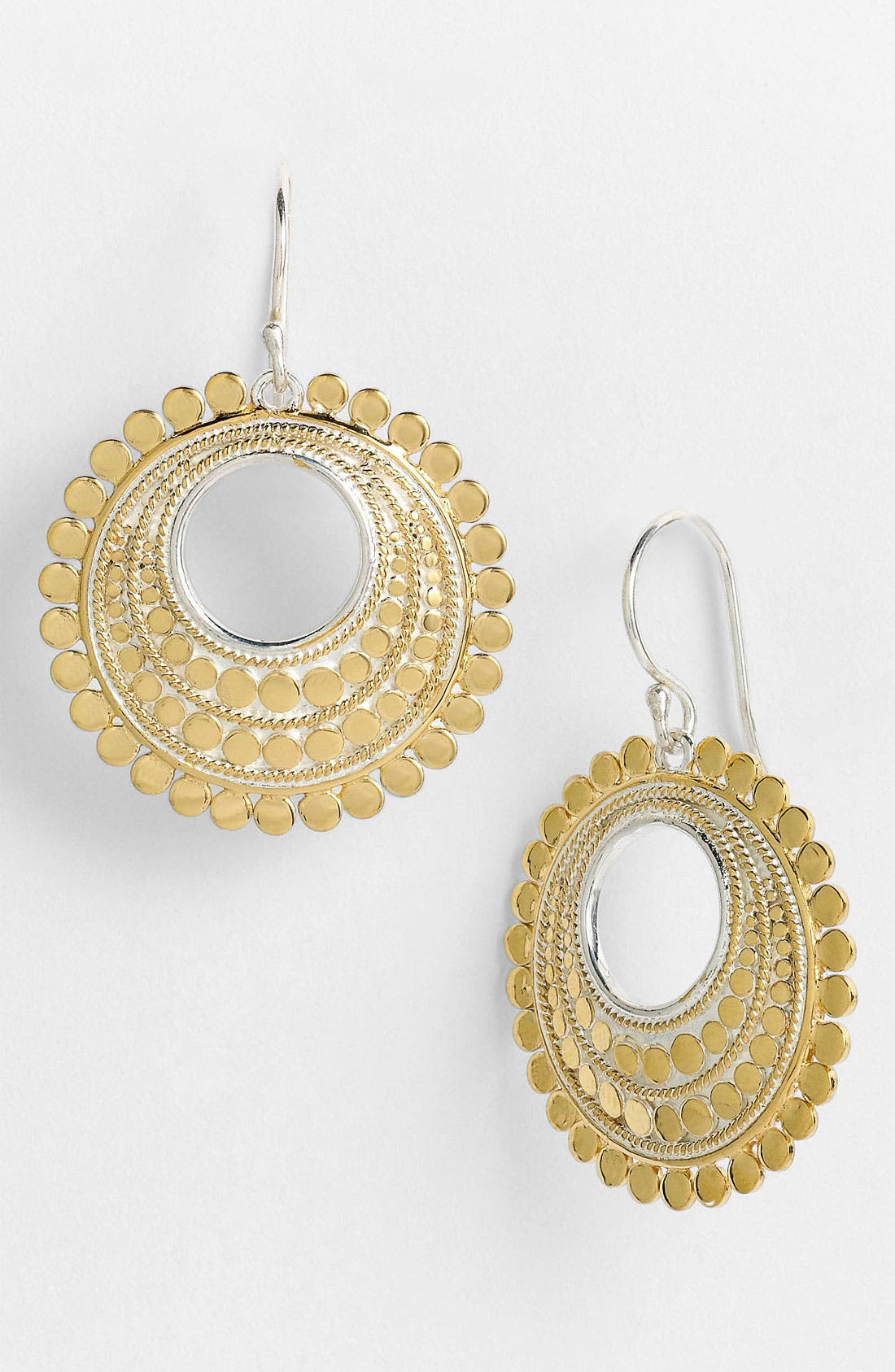 Alternate Image 1 Selected - Anna Beck 'Flores Citrine' Open Drop Earrings