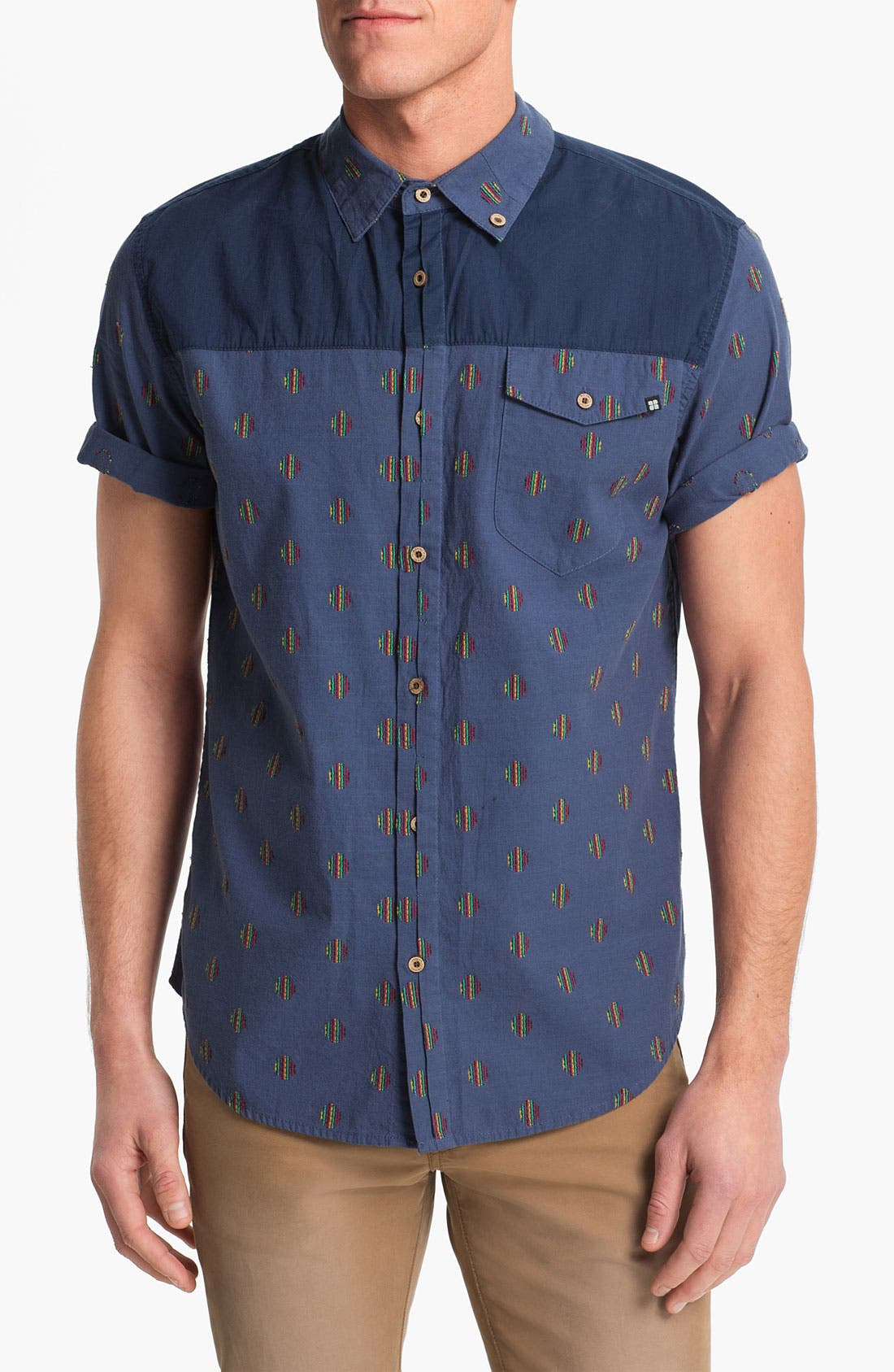 Alternate Image 1 Selected - Insight 'Girgis' Woven Shirt