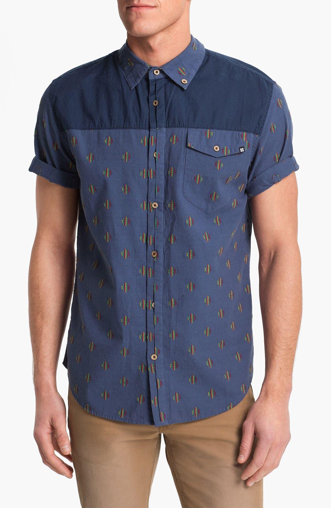 Main Image - Insight 'Girgis' Woven Shirt