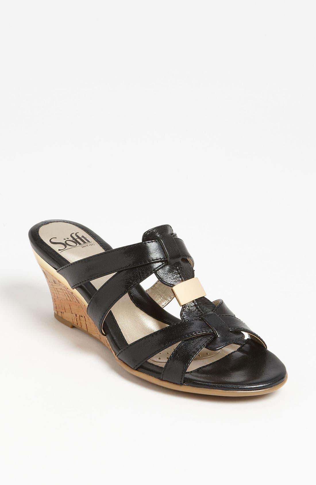 Alternate Image 1 Selected - Söfft 'Pestora' Sandal