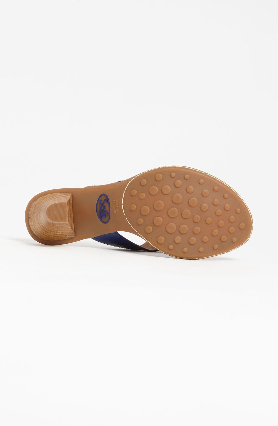 Alternate Image 4  - Söfft 'Raphaella' Sandal