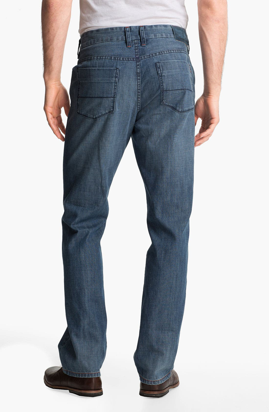 Alternate Image 2  - Tommy Bahama Denim 'Cruz' Authentic Fit Jeans (Medium)