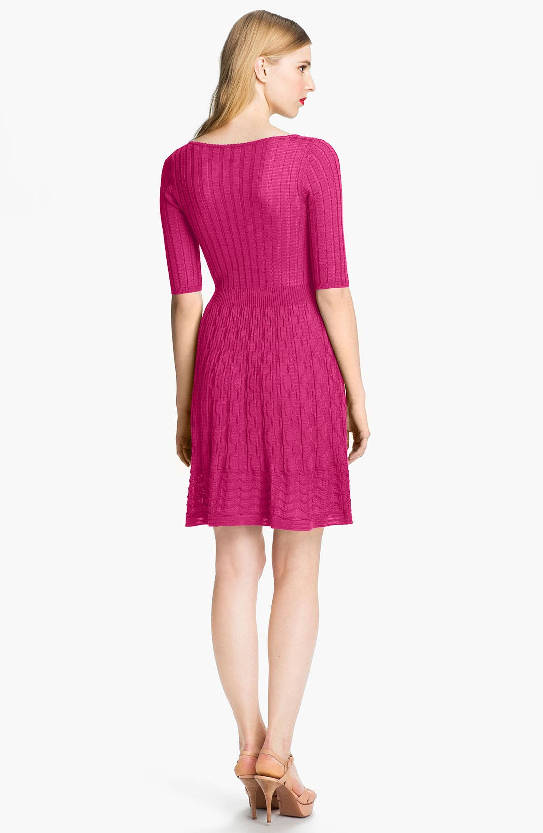 Alternate Image 2  - M Missoni Knit Dress