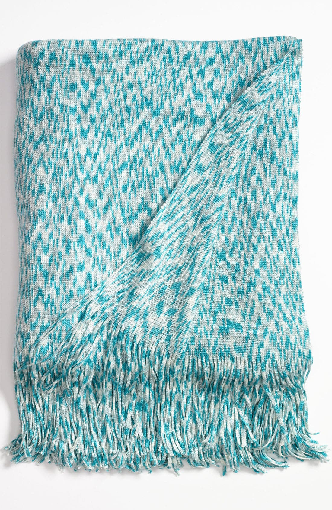 Alternate Image 1 Selected - Nordstrom at Home Space Dye Knit Throw