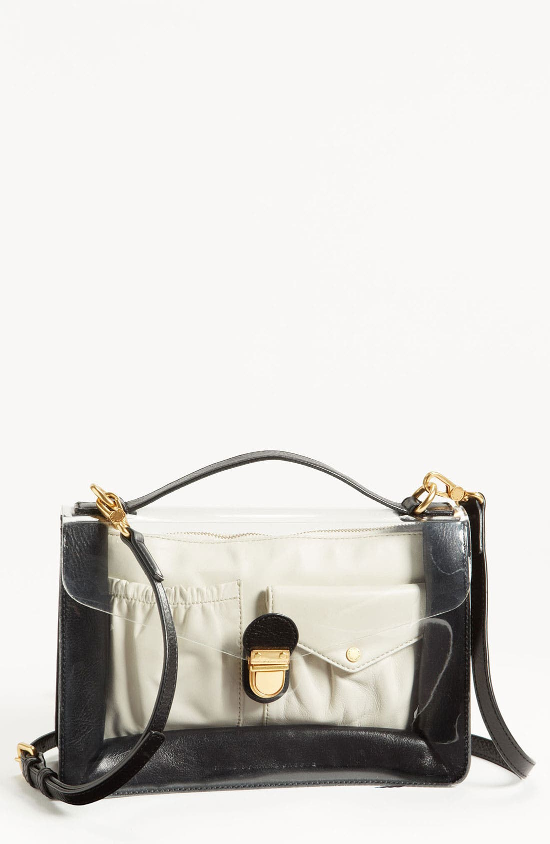 Main Image - MARC BY MARC JACOBS 'Clearly' Top Handle Satchel