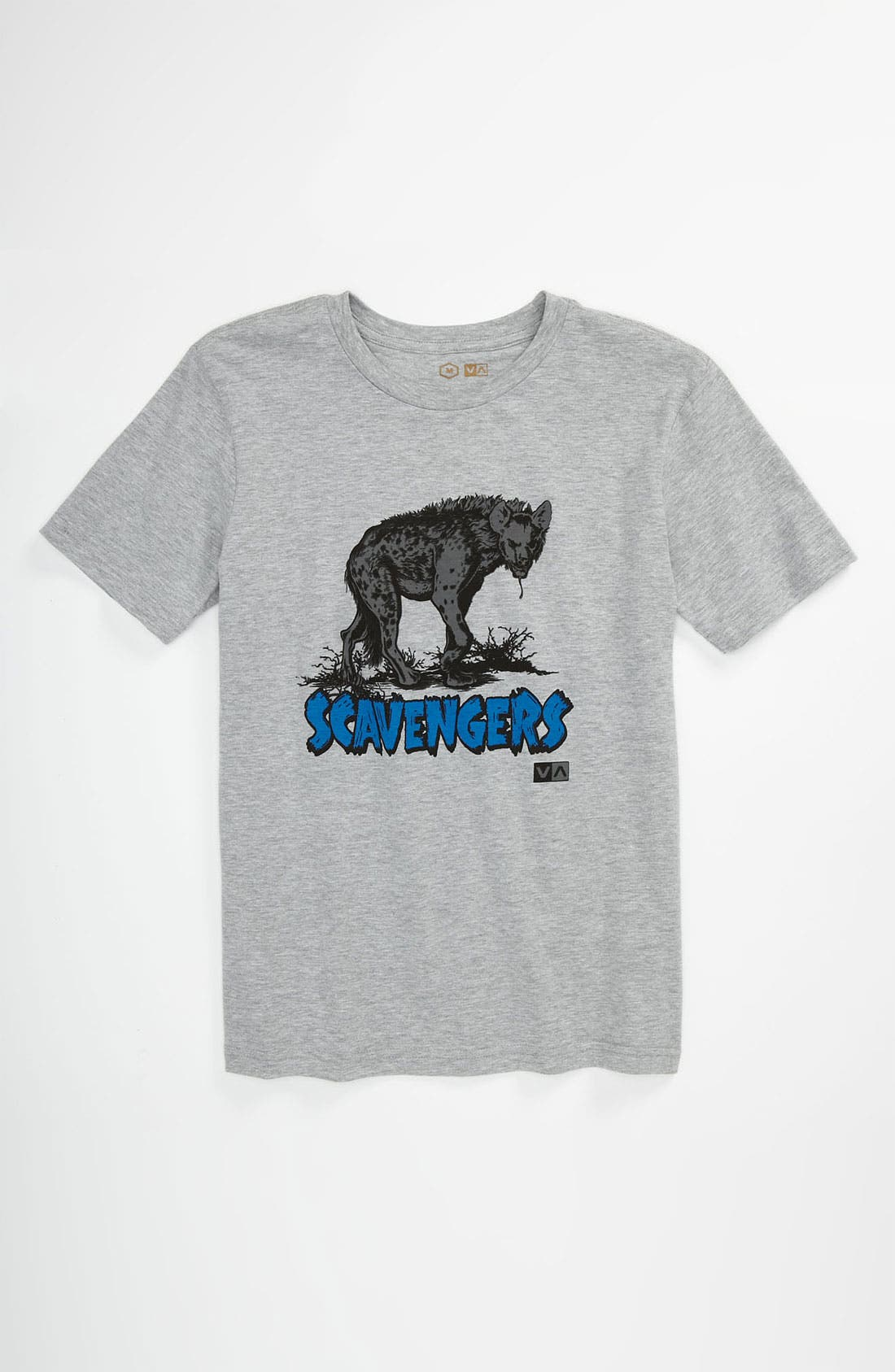 Main Image - RVCA 'Hyena' T-Shirt (Big Boys)