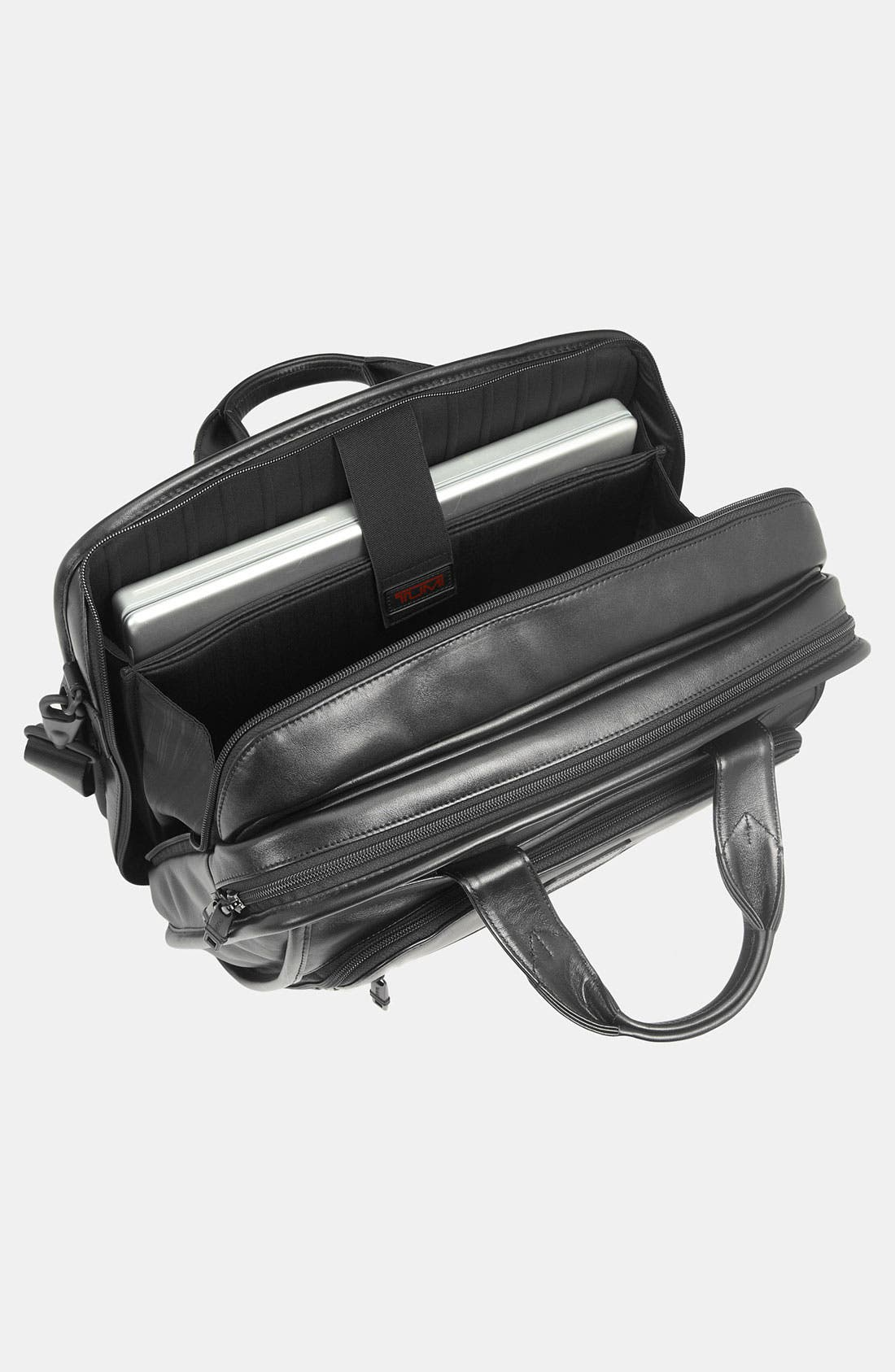 Alternate Image 3  - Tumi 'Alpha' Leather Organizer Briefcase