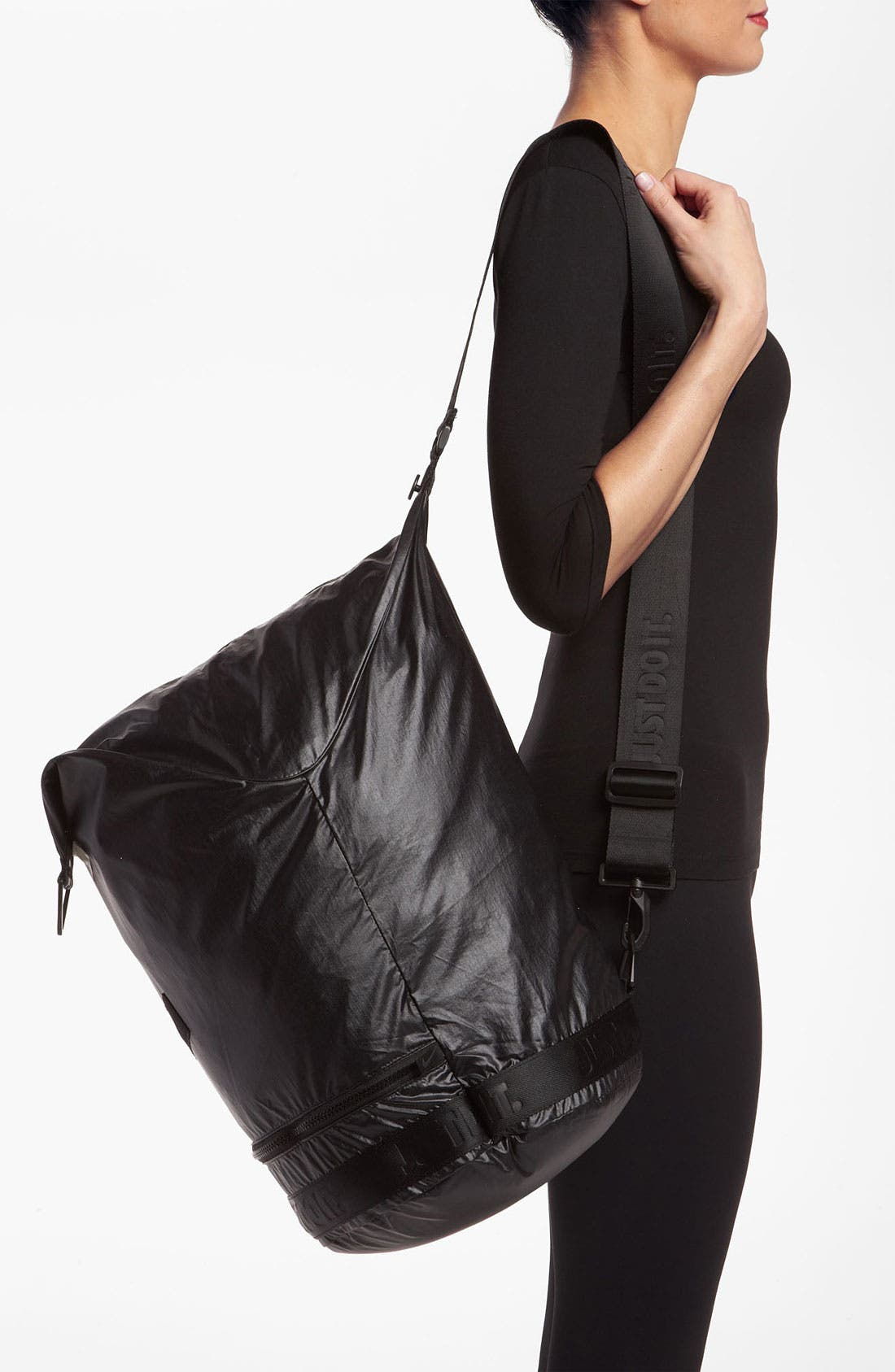 Alternate Image 2  - Nike 'Bucket' Sling Bag