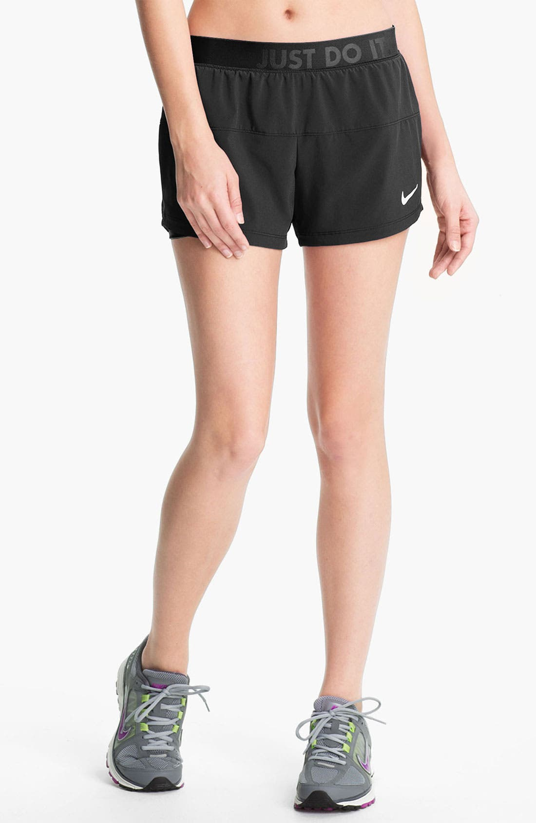 Alternate Image 1 Selected - Nike 'Icon' 2-in-1 Dri-FIT Shorts