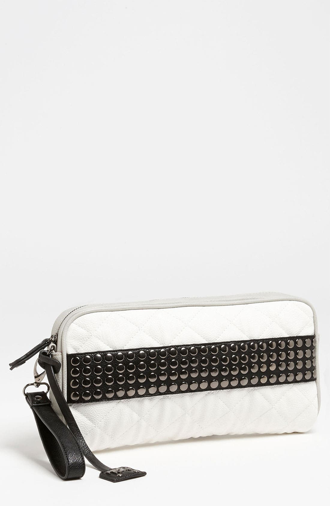 Alternate Image 1 Selected - POVERTY FLATS by rian Studded Clutch