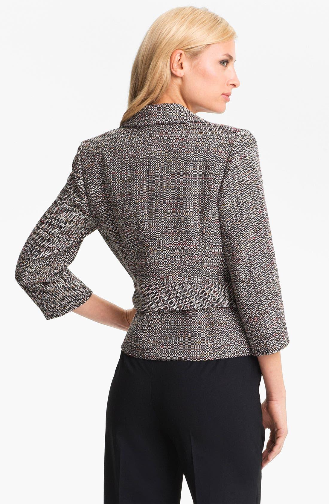 Alternate Image 2  - Classiques Entier 'Luna' Tweed Jacket