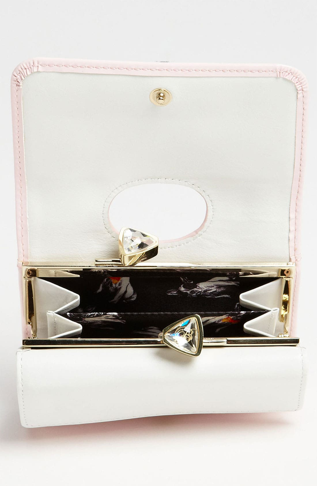 Alternate Image 2  - Ted Baker London 'Bow Crystal - Small' Wallet