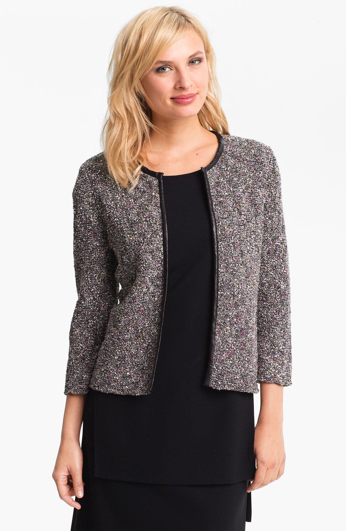 Alternate Image 1 Selected - Classiques Entier Tweed Cardigan Jacket