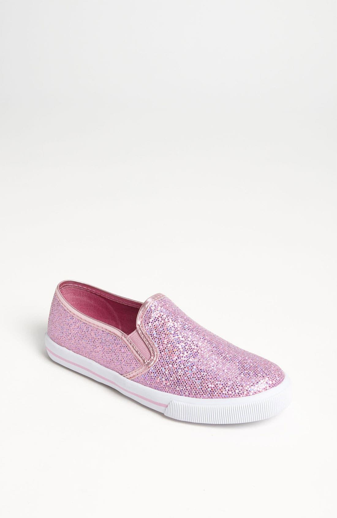 Alternate Image 1 Selected - Nina 'Havanie' Slip-On Sneaker (Toddler, Little Kid & Big Kid)